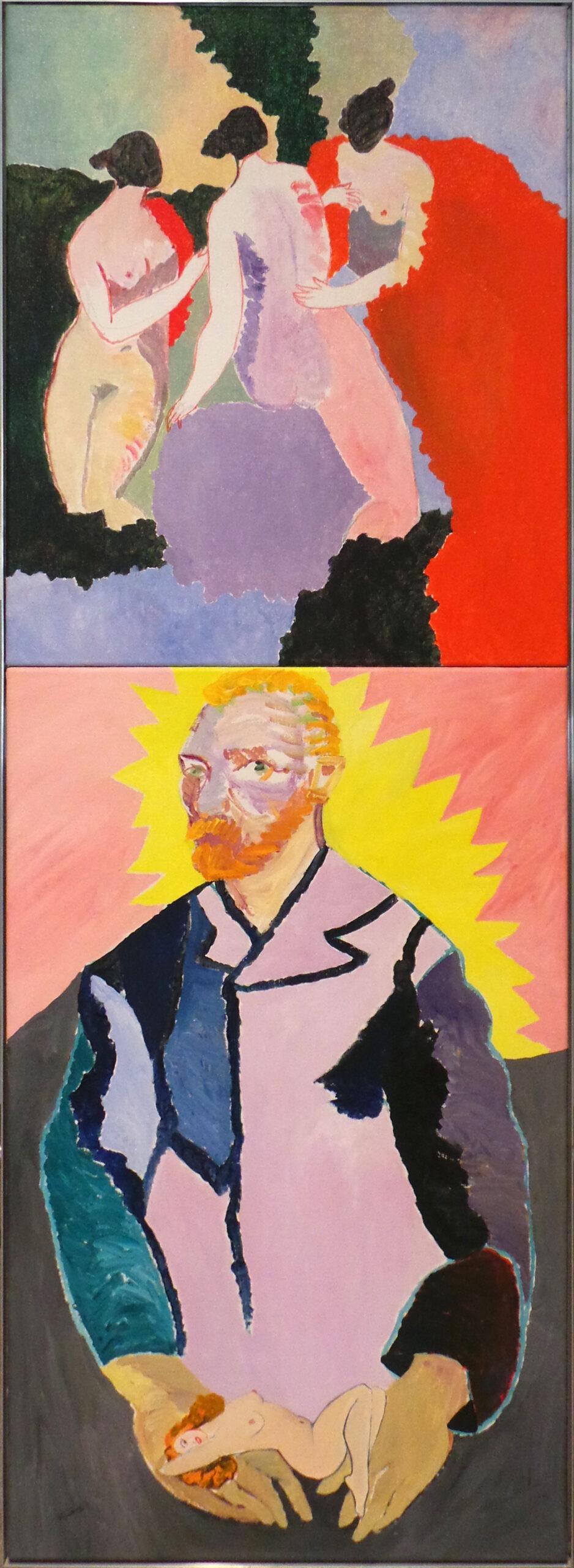 Van Gogh en vrouwen